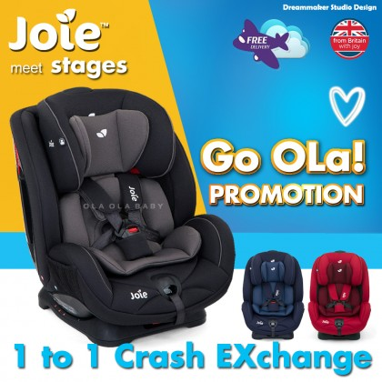 Joie Stages Convertible Car Seat