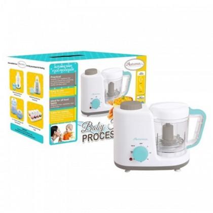 Autumnz 2-In-1 Baby Food Processor (Steam & Blend)