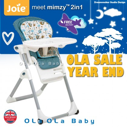 Joie Mimzy 2 in 1 High Chair