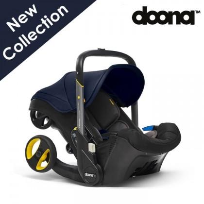 Doona Car Seat Stroller (Free Snap On Bag)