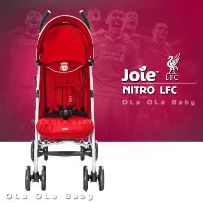 Joie Nitro LFC Stroller - Red Crest