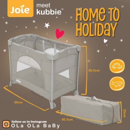 Joie Kubbie Playpen