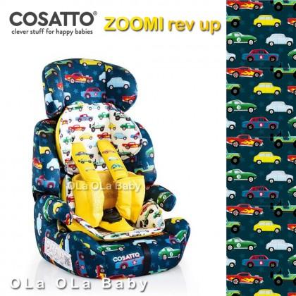 Cosatto Zoomi Booster Car Seat