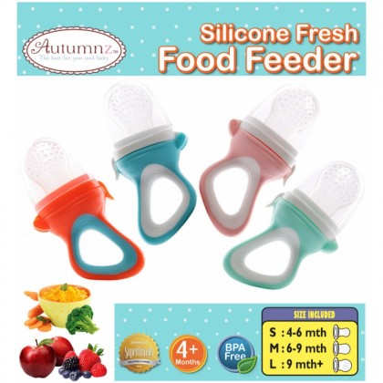 Autumnz Silicone Fresh Food Feeder