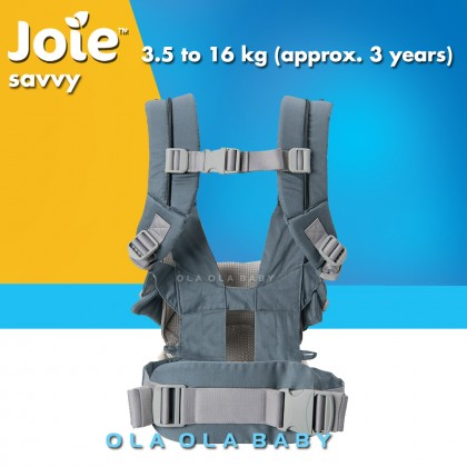 Joie Savvy 4 In 1 Baby Carrier